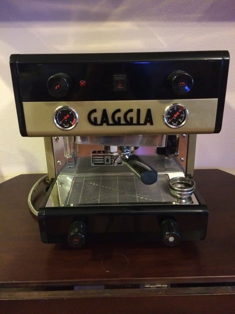 cappucccino machine