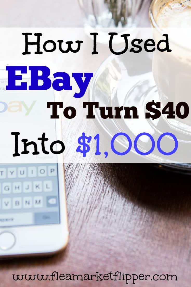 ebay to $1,000