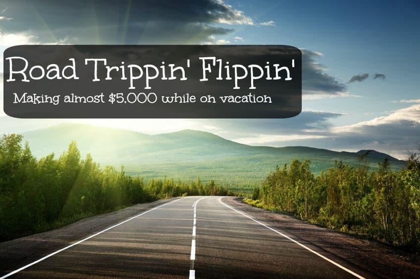 road trippin' flippin'