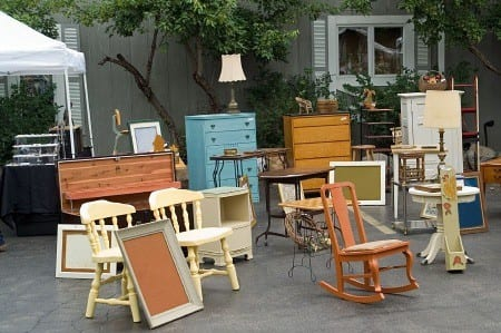 How I Made $1,200 in One Day Flipping Flea Market