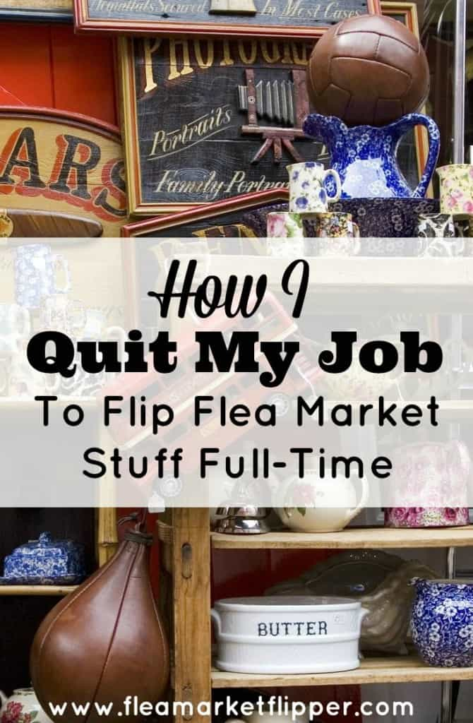 How I quit my job
