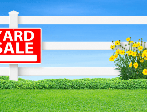 Make More Money At Your Yard Sale Using These 5 Tips