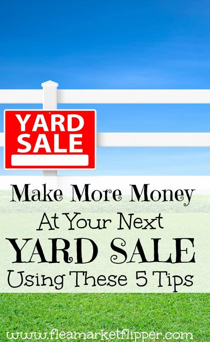yard-sale
