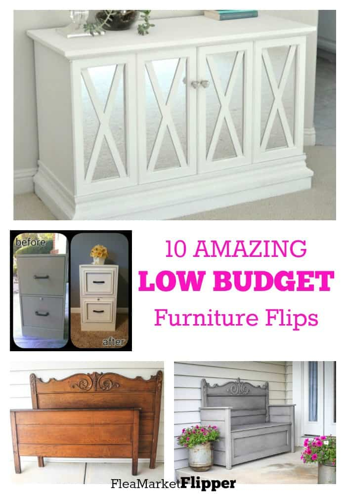 10 low budget furniture repurposes that look expensive for Low budget furniture