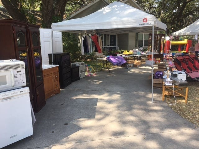 Garage Sale Tips: 7 Tips To Help You Make More Money At Your