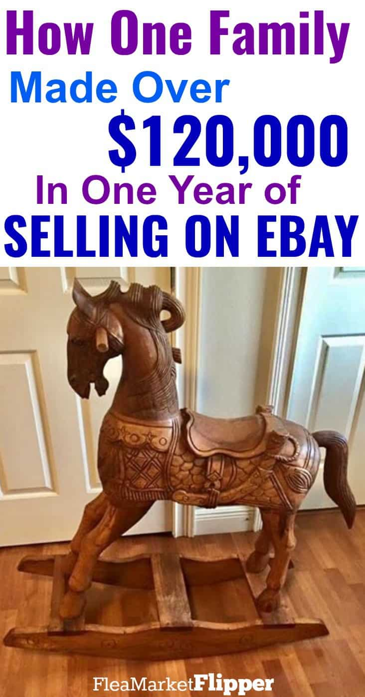 This family made $128K by selling used items on eBay! I should be doing this!
