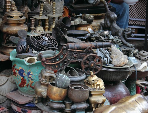 How We Made $12,220 in One Month Of Flipping Flea Market Items