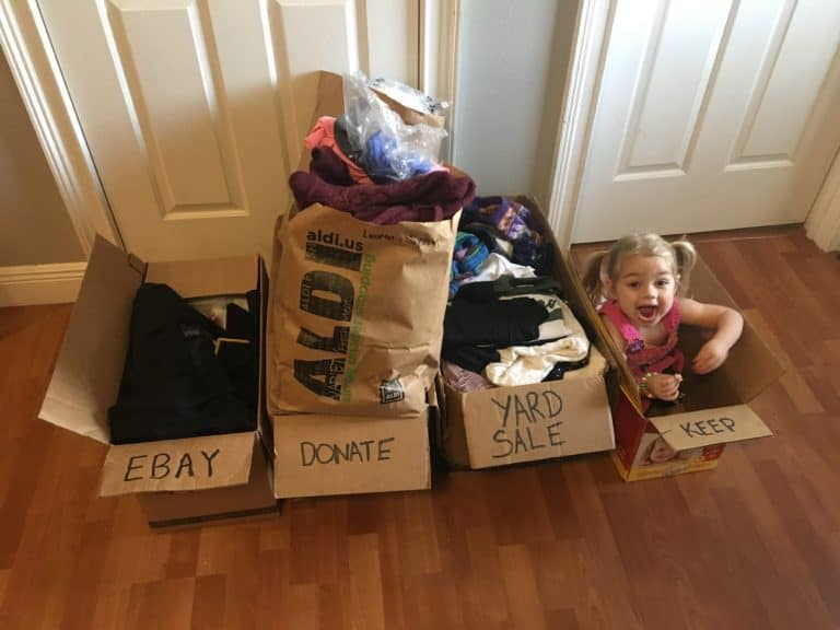 make money from tidying up