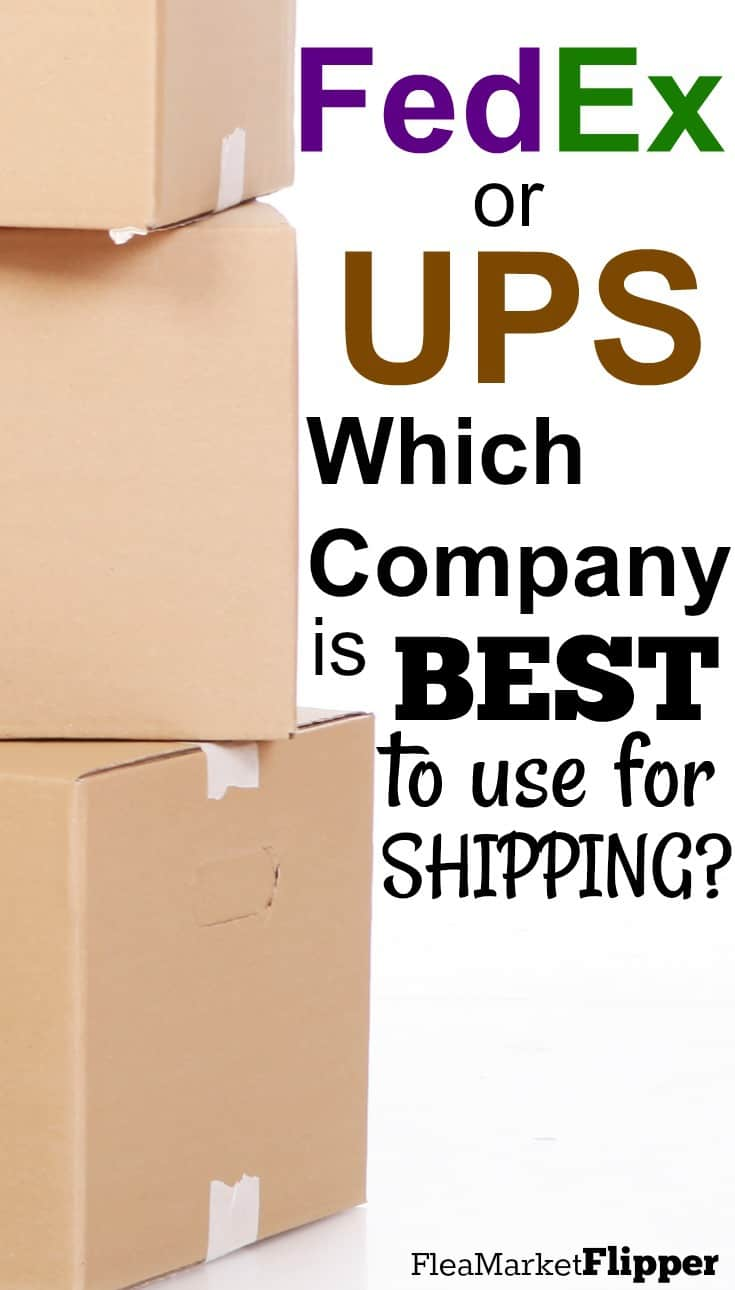 ... We Donu0027t Use The United States Postal Service (USPS) Very Much For  Shipping. We Use Either FedEx Or UPS Most Of The Time If We Arenu0027t Shipping  Freight.