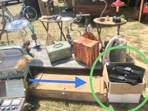 127 Yard Sale Finds