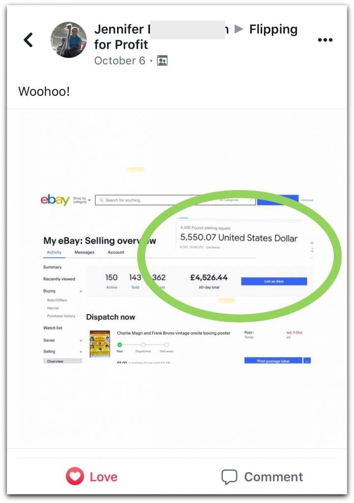 Can I Flip Items On eBay If I Live Outside The United States?