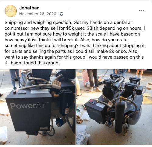 recycling equipment