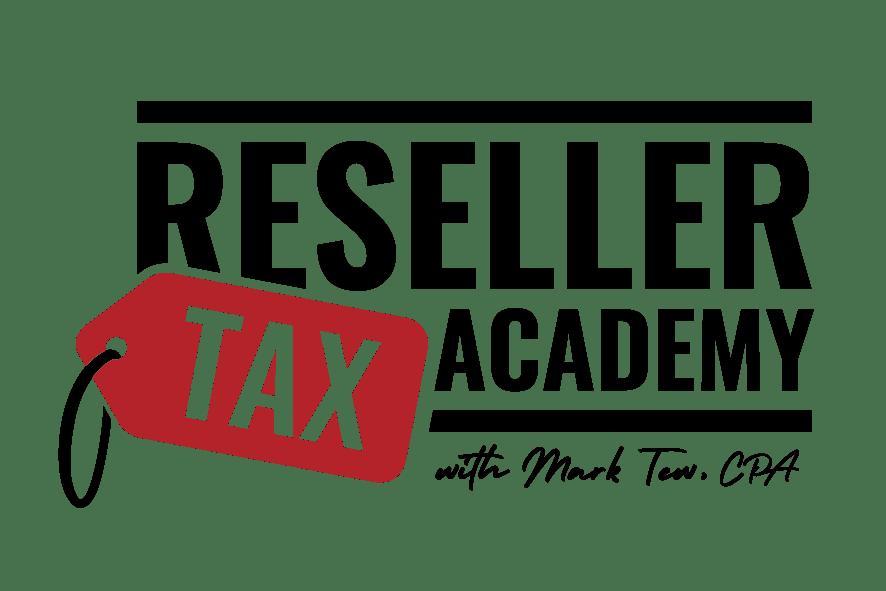 Reseller Tax Academy Logo