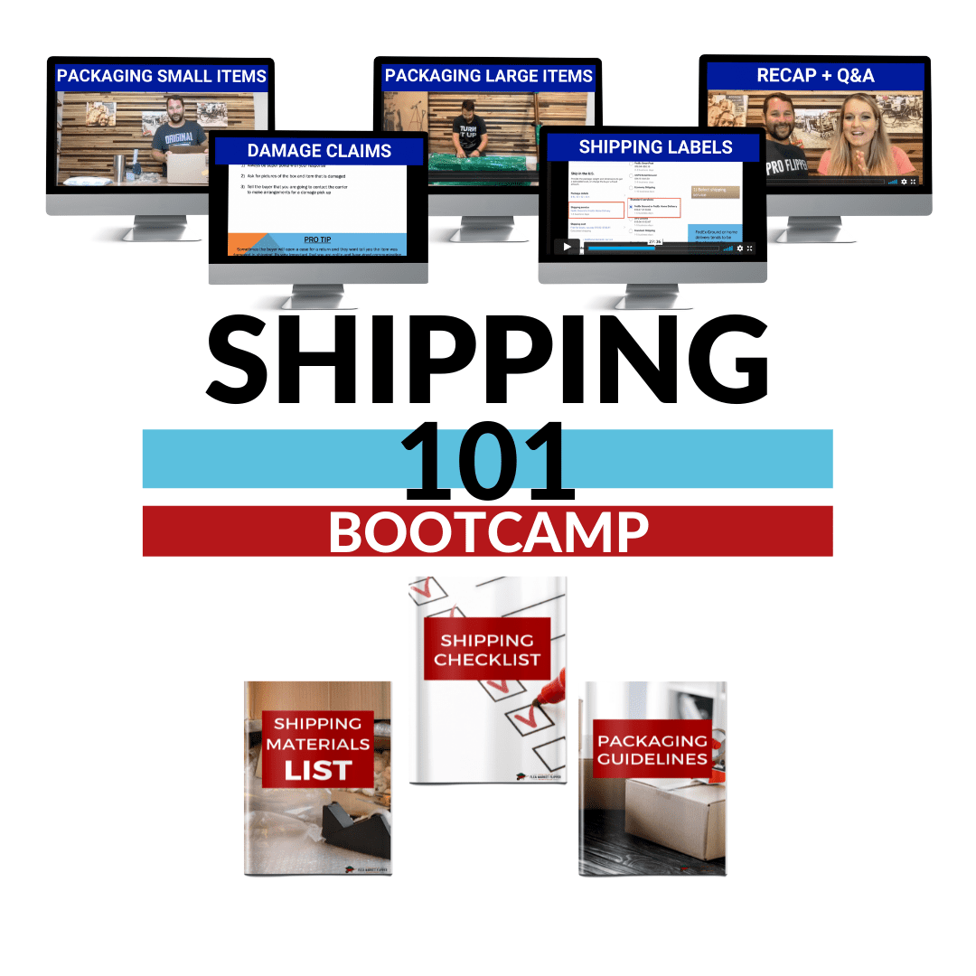 Shipping 101 Bootcamp