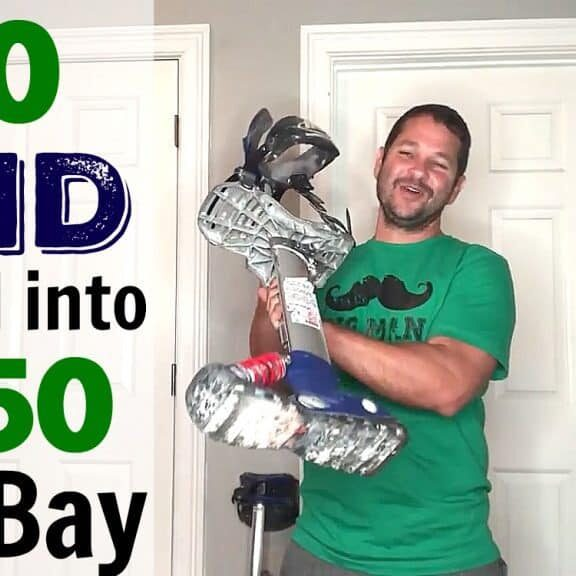 How We Turned $50 into $450 on eBay!