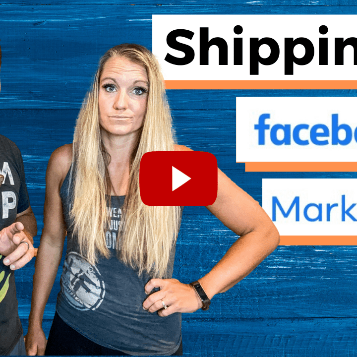Shipping on Facebook Marketplace